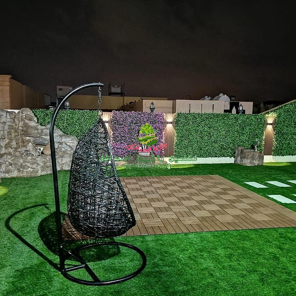مهندس تنسيق حدائق